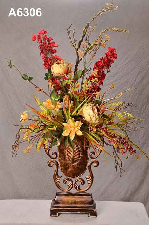 Best images about tuscan flower arrangements on