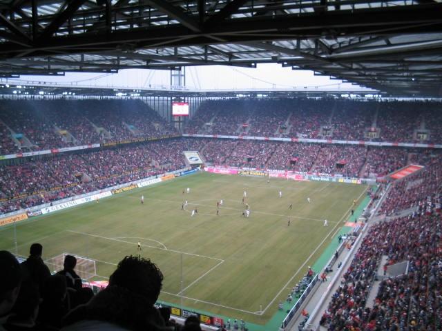 Rhein Energie Stadion. FC Köln