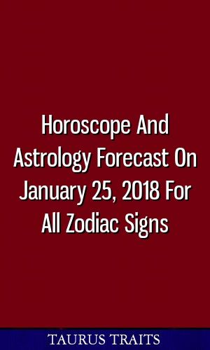 january 25 cancer astrology