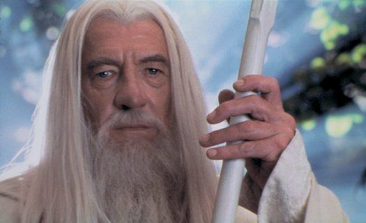 Gandalf, having returned from physical death as Gandalf the White, is more of a supernatural character than his prior incarnation, Gandalf the Grey #magician #archetype #brandpersonality