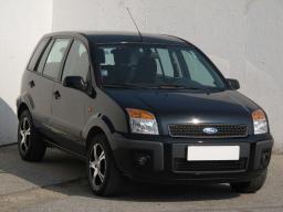Ford Fusion 2008 MPV čierna 7