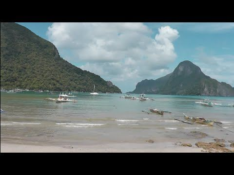 Arriving in El Nido, Palawan, Philippines - YouTube