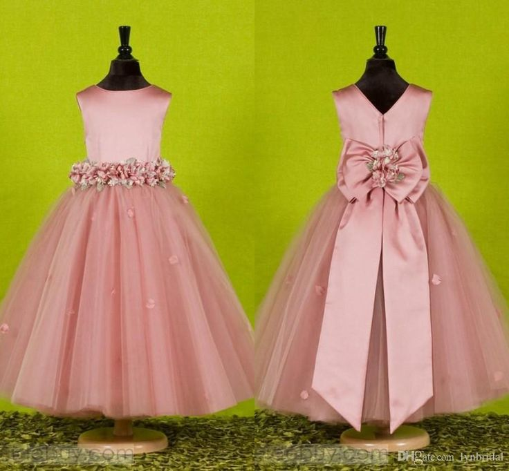 67 best vestidos pc images on Pinterest | Children dress, Flower ...