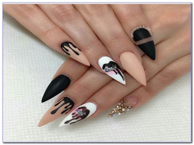 Nail School Online Courses Acrylic Nail Courses Matte Nails Design Nail Designs