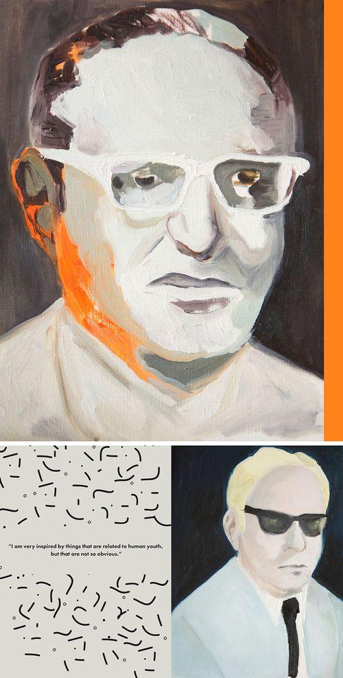 paintings by #VeronicaBape via soshallwork.com