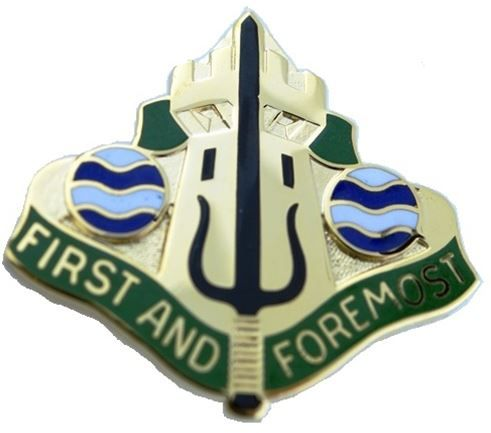 1st Military Police Group, Motto, FIRST AND FOREMOST