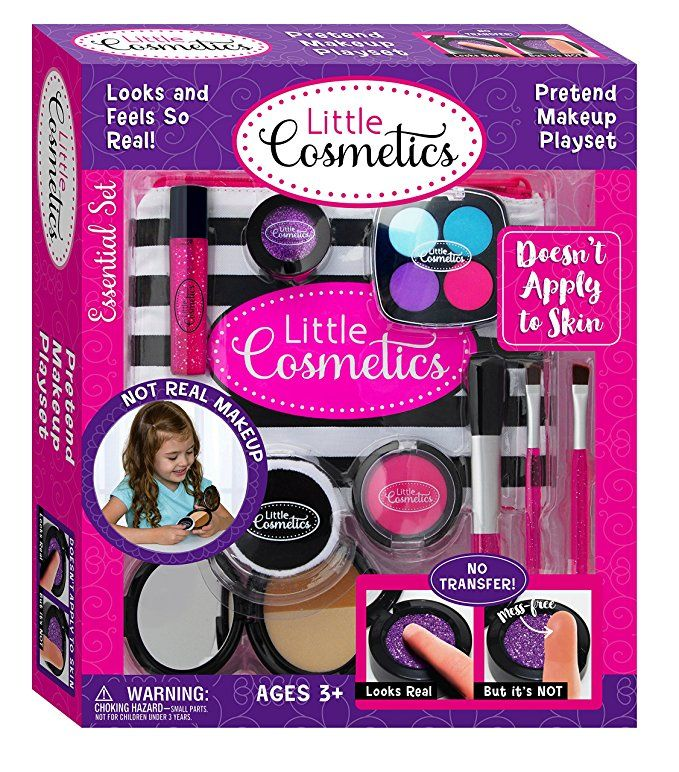 Little Cosmetics Pretend Makeup Essential Set Review