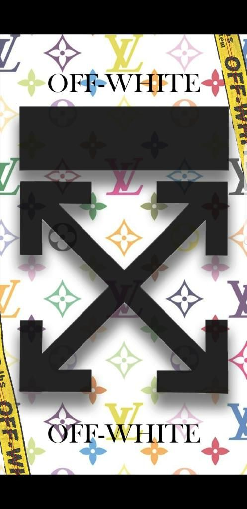 Off White Louis Vuitton Wallpapers Wallpaper Off White Iphone