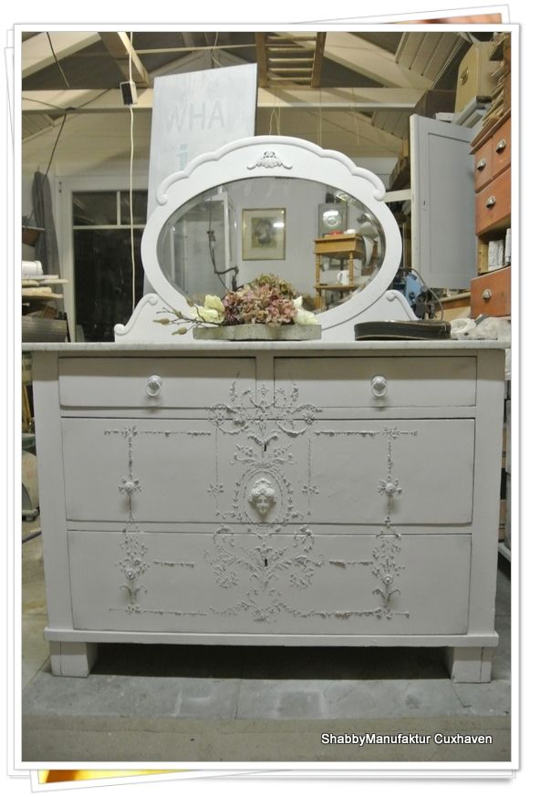 1000+ ideas about Kommode Shabby on Pinterest  Kommode  -> Vintage Kommode Rosa