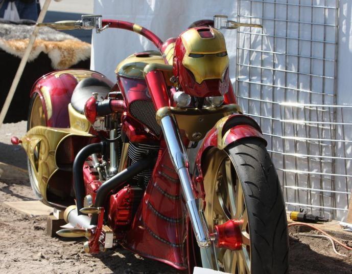 John Deere 332 >> Iron Man Bike - 2014 Daytona Bike Week #eatsleepride # ...