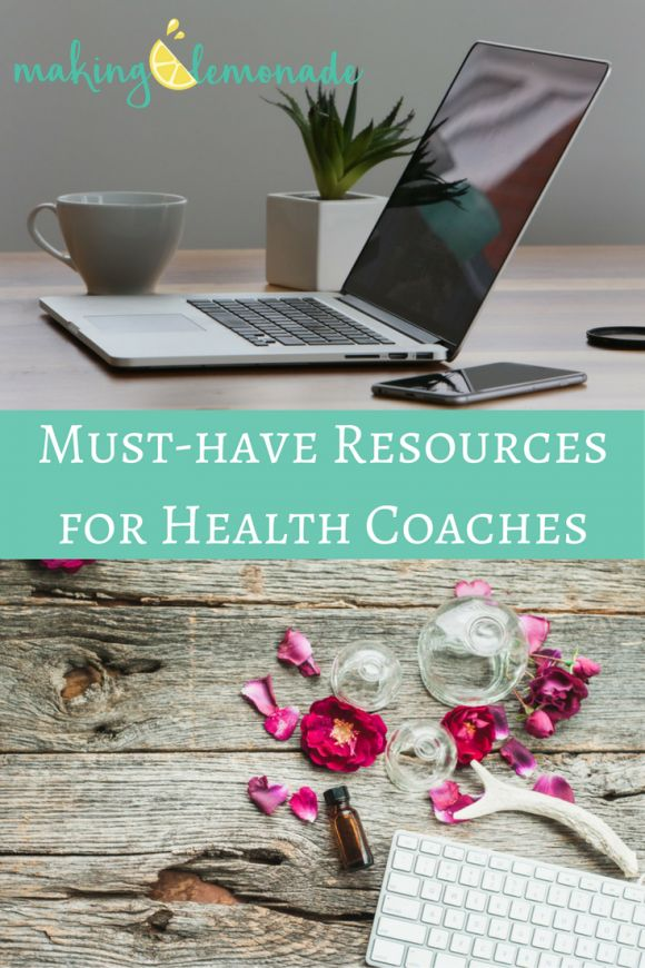 must have resources for health coaches