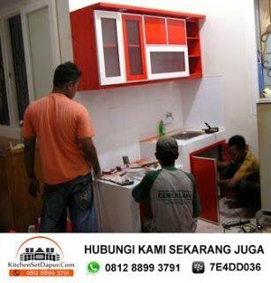 Jasa Kitchen Set Murah di Cimanggu Bogor 0812 8899 3791 / PIN BB 7E4DD036: Pembuatan Kitchen Set Modern Minimalis Cimanggu