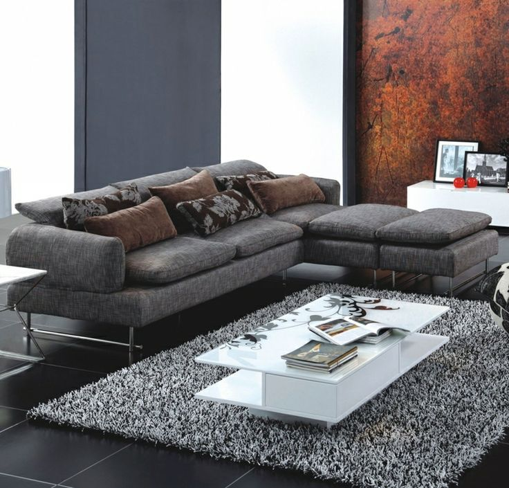 Living Room Sets Gray Sectional SofasGray
