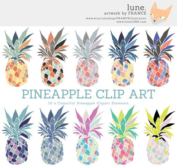 Best 25+ Pineapple clipart ideas on Pinterest | Pineapple ...