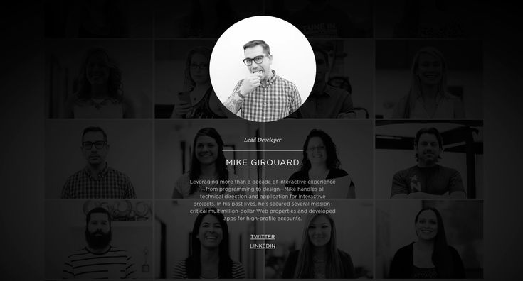 Push. Agency - Site of the Day July 16 2014 http://www.pushhere.com/process