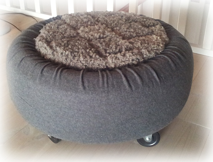 Tire stool | My Junk Design | Pinterest