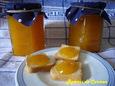 Recopilatorio de recetas de mermelada