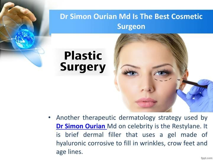 simon ourian md experienced