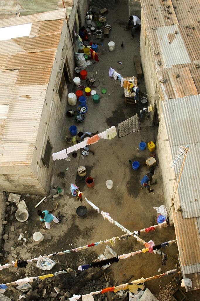 Namanga neighborhood in Dar es Salaam, Tanzania