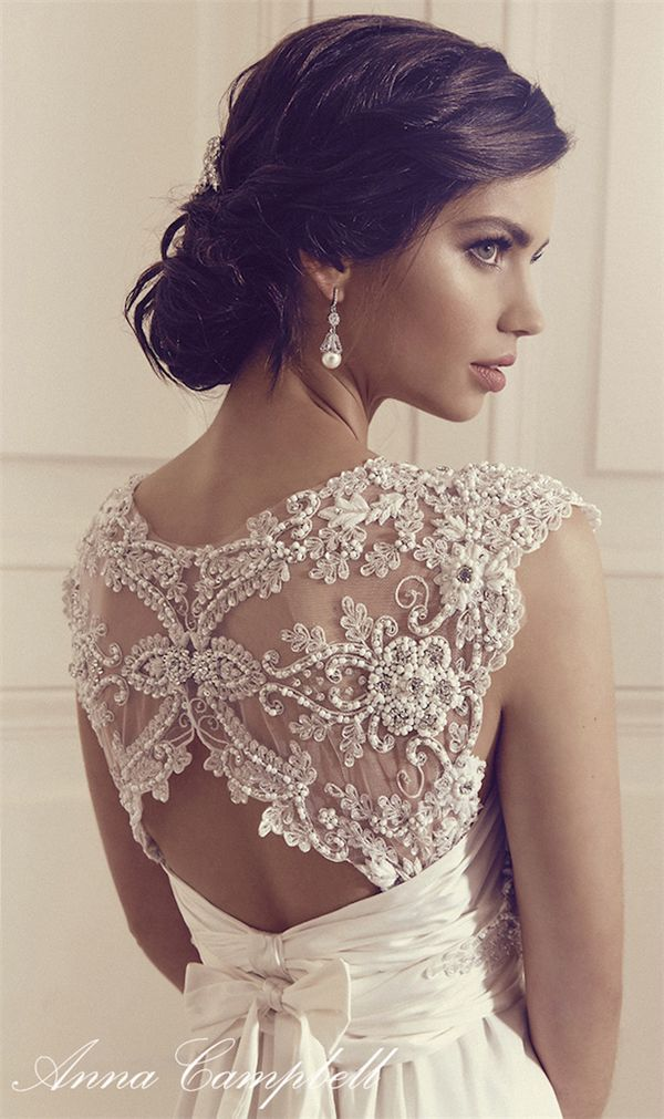 Anna Campbell Gossamer Wedding Dresses 2016 32 / http://www.deerpearlflowers.com/alessandra-rinaudo-wedding-dresses-2016/