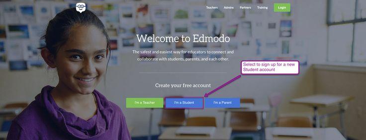Student Sign Up – Edmodo Help Center