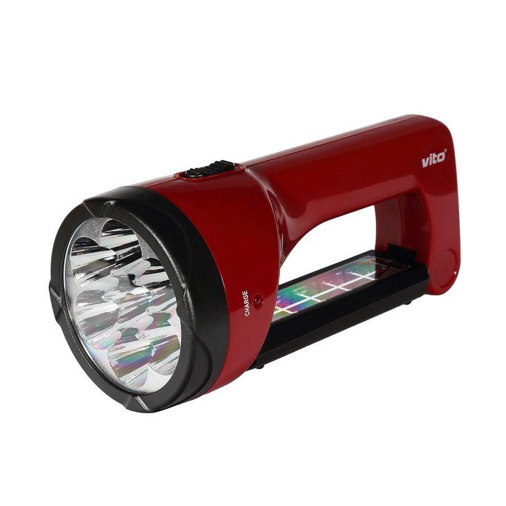 Aufladbare LED-Taschenlampe günstig im Online-Shop kaufen Unsere aufladbare Taschenlampe mit LED-Leuchtmittel ist äußerst stark und eignet sich sowohl für den Einsatz in verschiedenen Arbeitsbereichen als auch für Camper bzw....