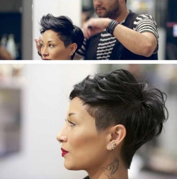 stylish haircuts for 129 best hairstyles images on 9739