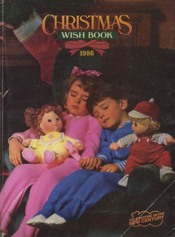 The Wish Book site with catalogs from 1933 to 1988