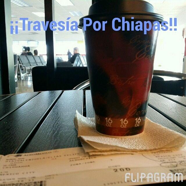 Viajeros, les seguimos compartiendo vídeos, fotos, comentarios, reseñas, lugares de nuestro reciente viaje a Llénate de Chiapas Viaje por Chiapas Corazon de Chiapas Sectur Chiapas ojala que les guste!! #Travesia #Viaje #Tuxtla #Chiapas #CanonDelSumidero #Palenque #Cascadas #ChiapaDeCorzo #MisolHa #AguaAzul #ElChiflon #Aeromexico #SanCristobal #SanCris #Museo #Zoo #Restauran #Pumpo #LasChiapanecas #ElParachico #Folklore