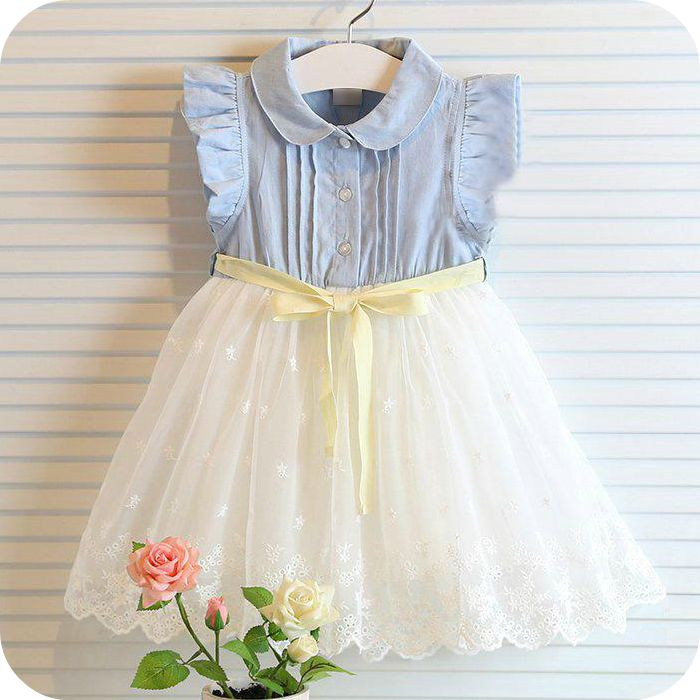 This little girl and toddler cowgirl lace dress is perfect for those special occasions. This flower dress is perfect for birthday, photo shoots, Easter, spring,