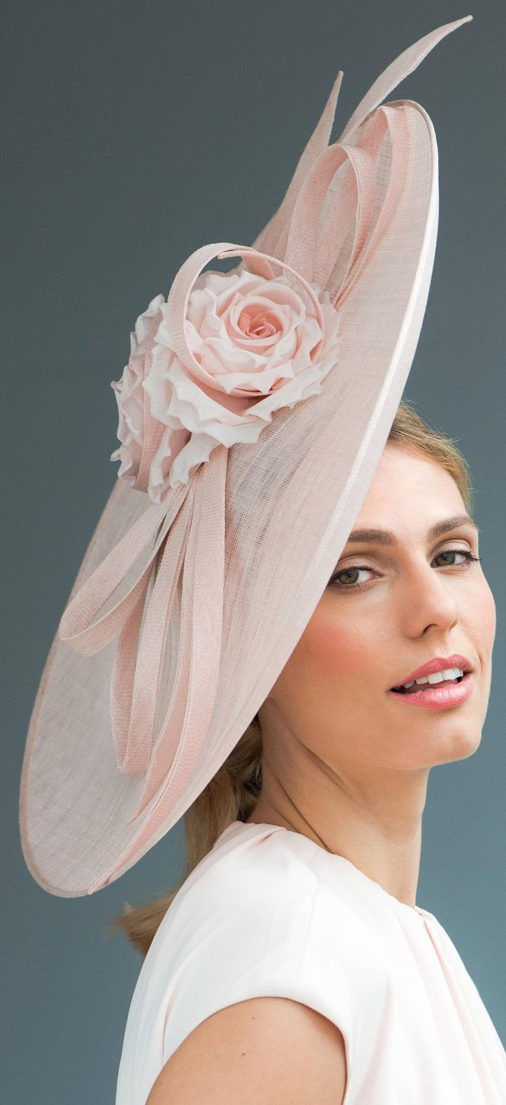 Big Showstopper Royal Ascot or Kentucky Derby, Dubai Races Hat. On Etsy. Great Etsy Find. Handmade Unique Millinery for Mother of the Bride or the Races Outfits. Pink Hats. Wedding Hats. Hat with Flowers. Photo opportunity. Big Hat for the Races outfit ideas. #royalascot #kentuckyderby #derbyhats #racingfashion #fashionsonthefield #hatsfortheraces #millinery #handmadeisbest #etsy #etsyfinds #affiliatelink #fashion #fashionista #ootd #floralfashion #saucerhats #fascinators...