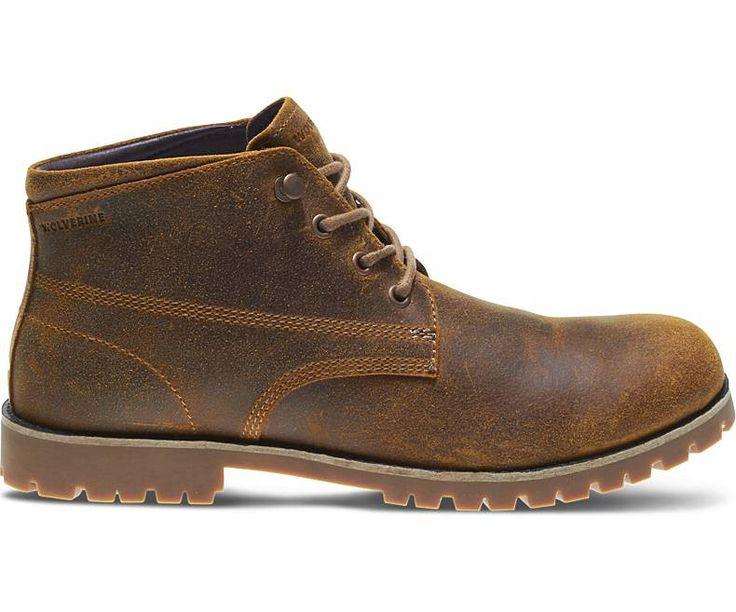 Wolverine Chukka Boot Brown