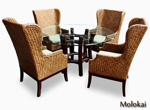 28 best images about beachcraft rattan on pinterest for Beach craft rattan furniture