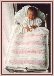 mod les pour b b s couverture de landau dimensions 55 x 60 cm au chaud nos petit e s. Black Bedroom Furniture Sets. Home Design Ideas