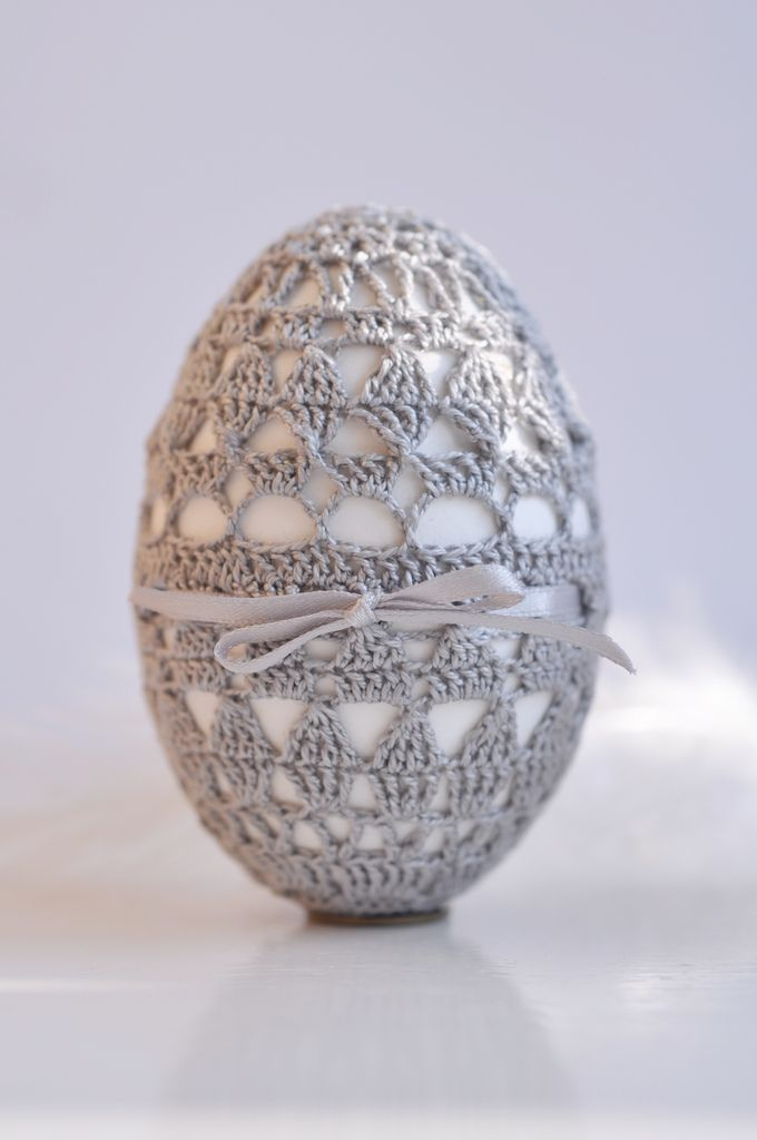 crochet egg