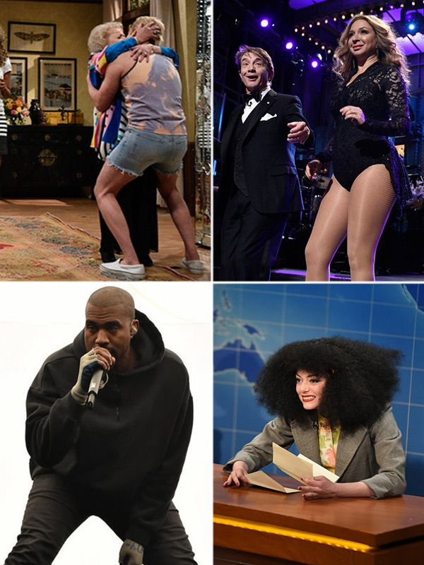 'SNL' 40th Best Moments: Kanye West, Justin Timberlake &More