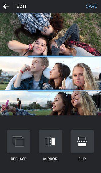 Instagram finalmente lanza la app Layout para terminales Android