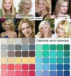 Как правильно определить свой цветотип и какой цвет одежды подходит вам - фото