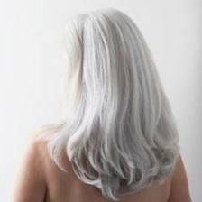 grey hair 5 - annalisa melchiorre