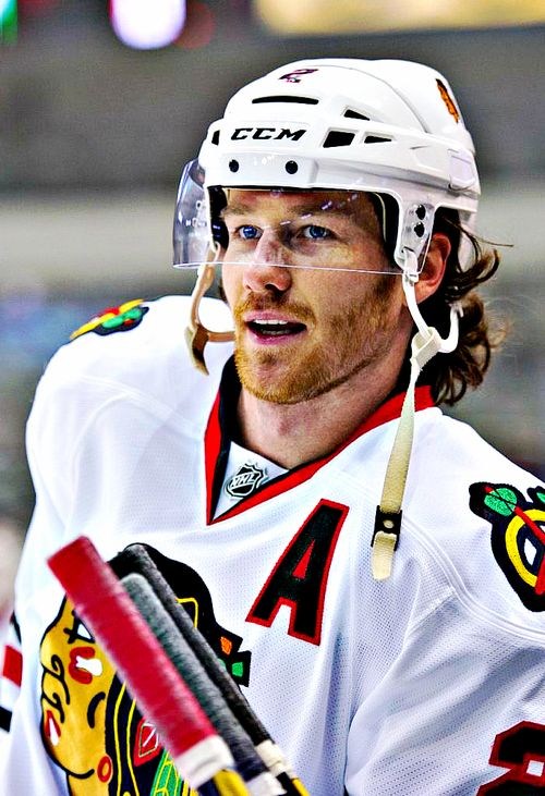 Duncan Keith! Lovin the Blackhawks! Download the ScoreStream app to follow your favorite teams, score games, and post photos. Post game updates via Twitter, Facebook, SMS or via the ScoreStream website to share with friends and family! Follow us https://www.facebook.com/scorestream/timeline and https://twitter.com/scorestream