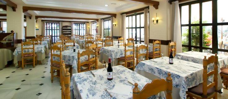 Restaurante Hotel Hacienda Puerta del Sol (Mijas, Málaga)