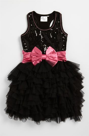 Ooh! La, La! Couture 'Wow' Sequin Tutu Dress (Little Girls) available at #Nordstrom      AHHHHH SOOOO CUTE