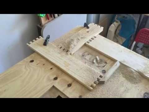 Marcenaria 4x1 - YouTube