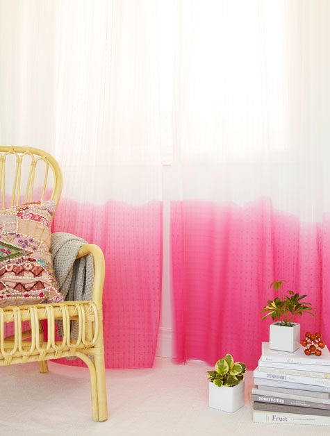 Best 25 Dip Dye Curtains Ideas Only On Pinterest Dye Curtains Dip Dyed And Ombre Fabric