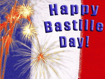 Happy Bastille Day everyone!!