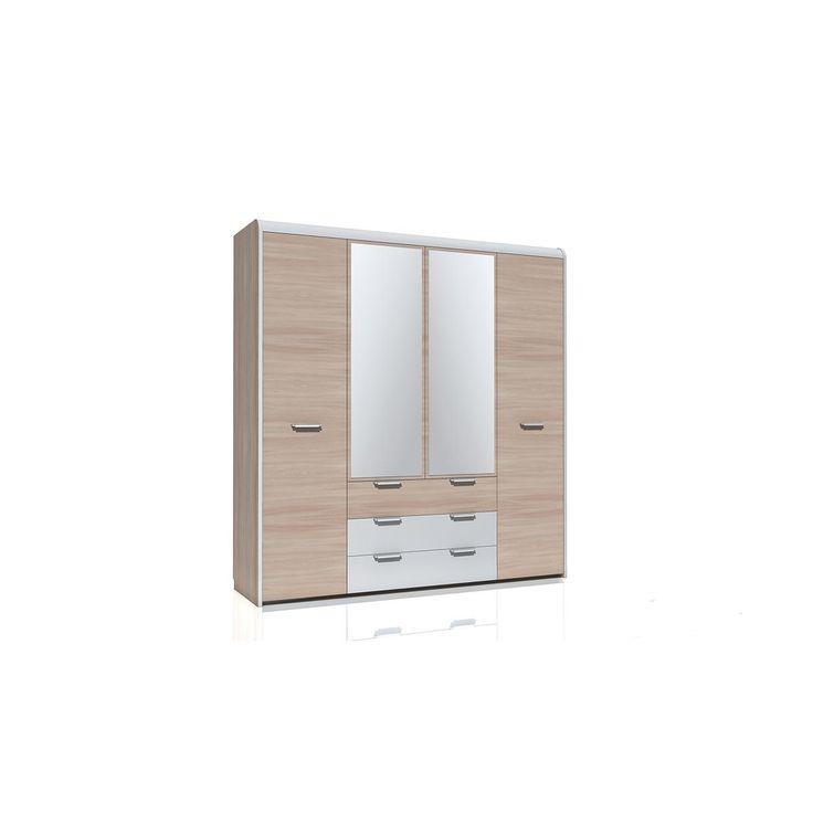 Шкаф комбинированный НМ 014.68-01 Виктория | Neva-fort