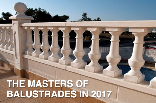 Balustrades are structures that protect and guard everyone from harm. They are supposed to be strong enough to support weight of anyone if they lean on it or simply push it.