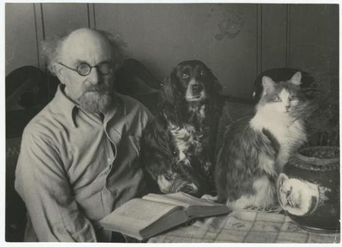 Михаил Пришвин. 1946 г.