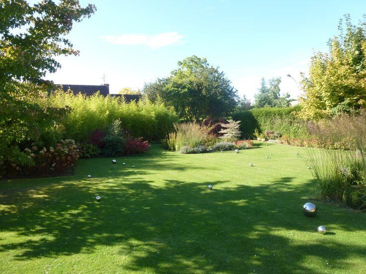 226 best Jardins contemporains images on Pinterest | Patios ...