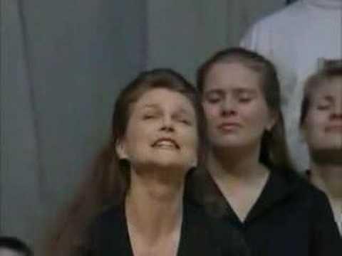 Lorraine Hunt Lieberson - Handel - Theodora - Bane of virtue - YouTube